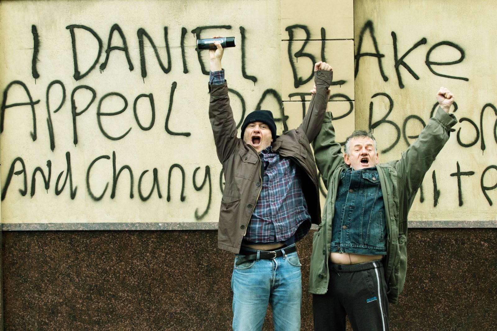 Я дэниел блэйк 2016 - i daniel blake - информация о