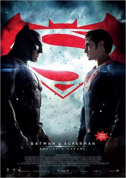 BATMAN V SUPERMAN : ADALETİN ŞAFAĞI