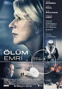 ÖLÜM EMRİ (EYE IN THE SKY) FRAGMANI