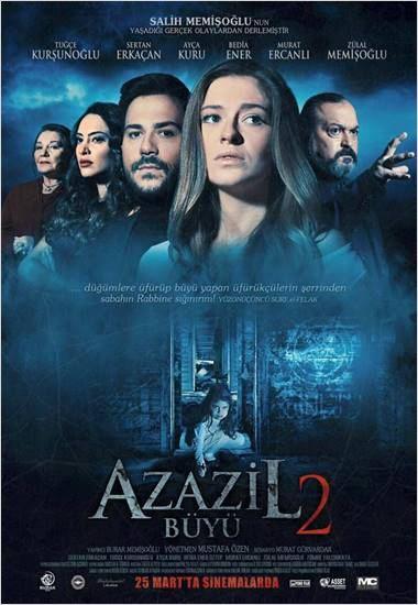AZAZİL 2 : BÜYÜ