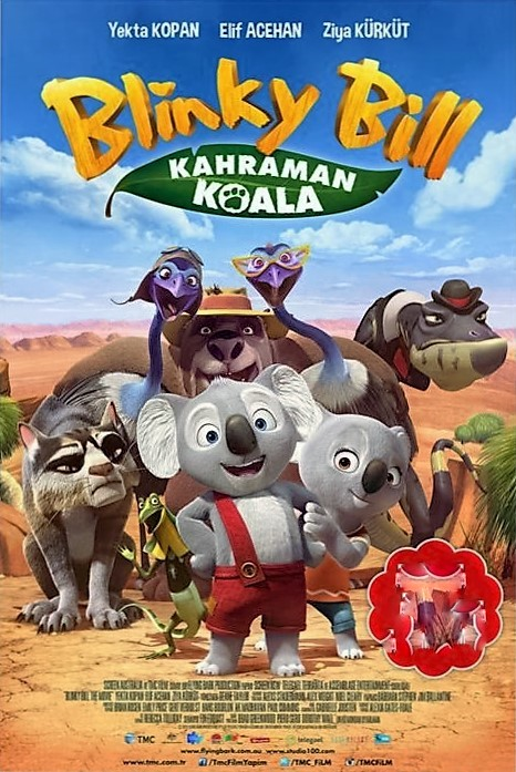 BLINKY BILL : KAHRAMAN KOALA