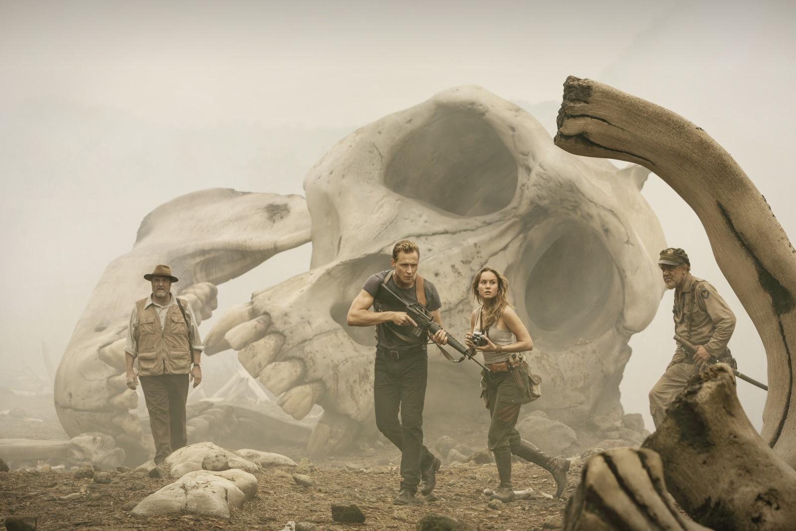 Kong : Kafatası Adası