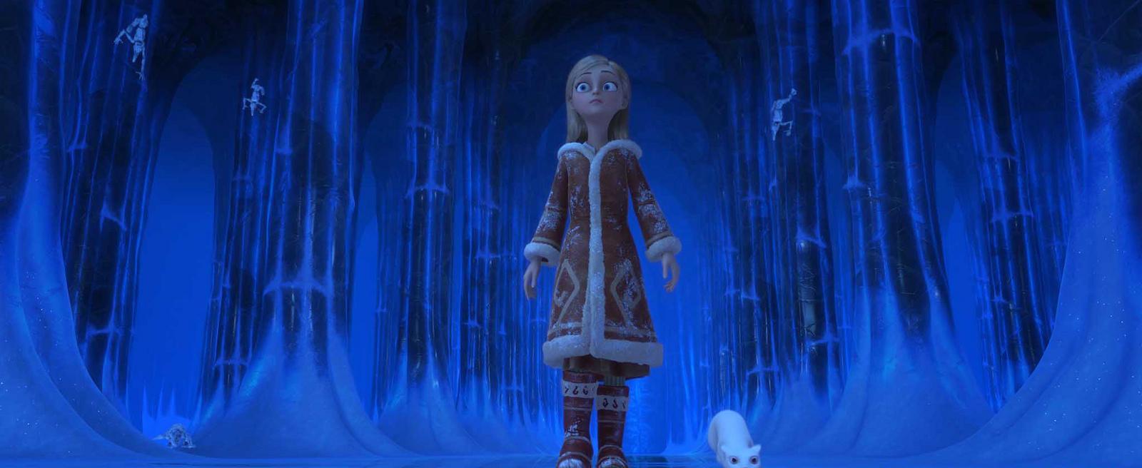 karlar kraliçesi : ateş ve buz