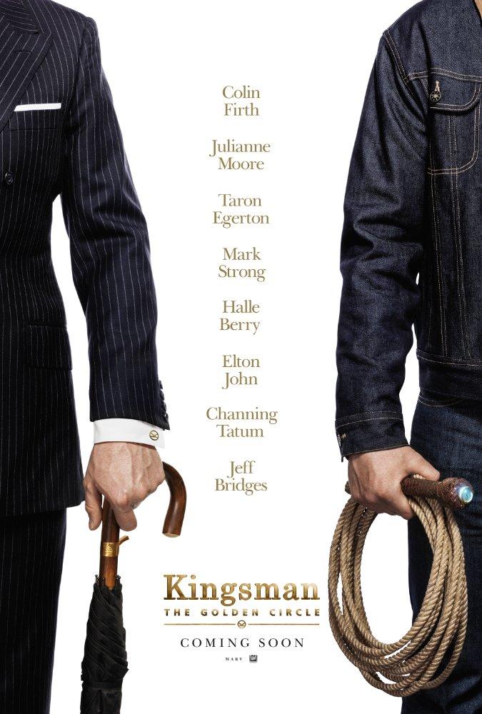 Kingsman : Altın Çember