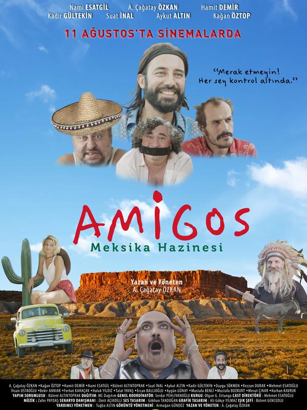 Amigos Meksika Hazinesi