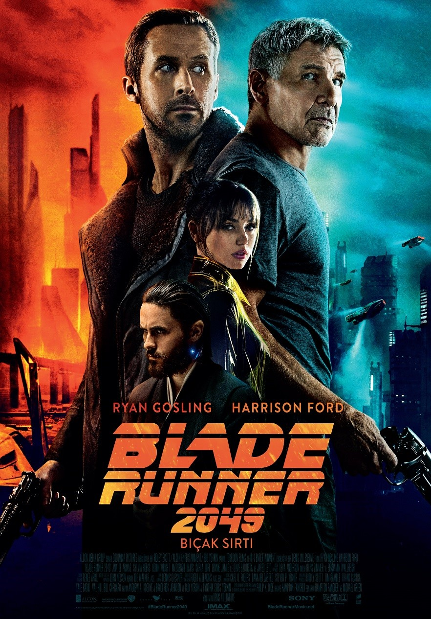 Blade Runner 2049 : Bıçak Sırtı