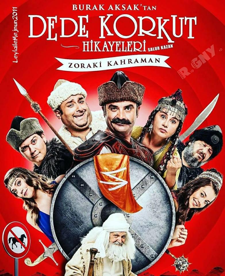 Salur Kazan : Zoraki Kahraman