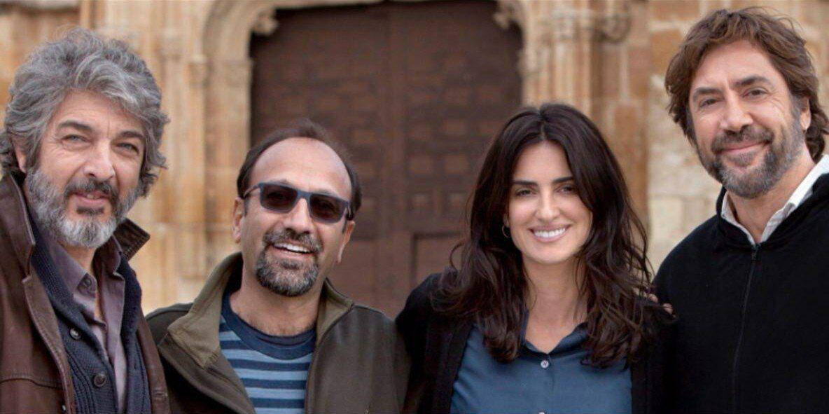 Ricardo Darin-Asgar Ferhadi-Penelope Cruz- Xavier Bardem
