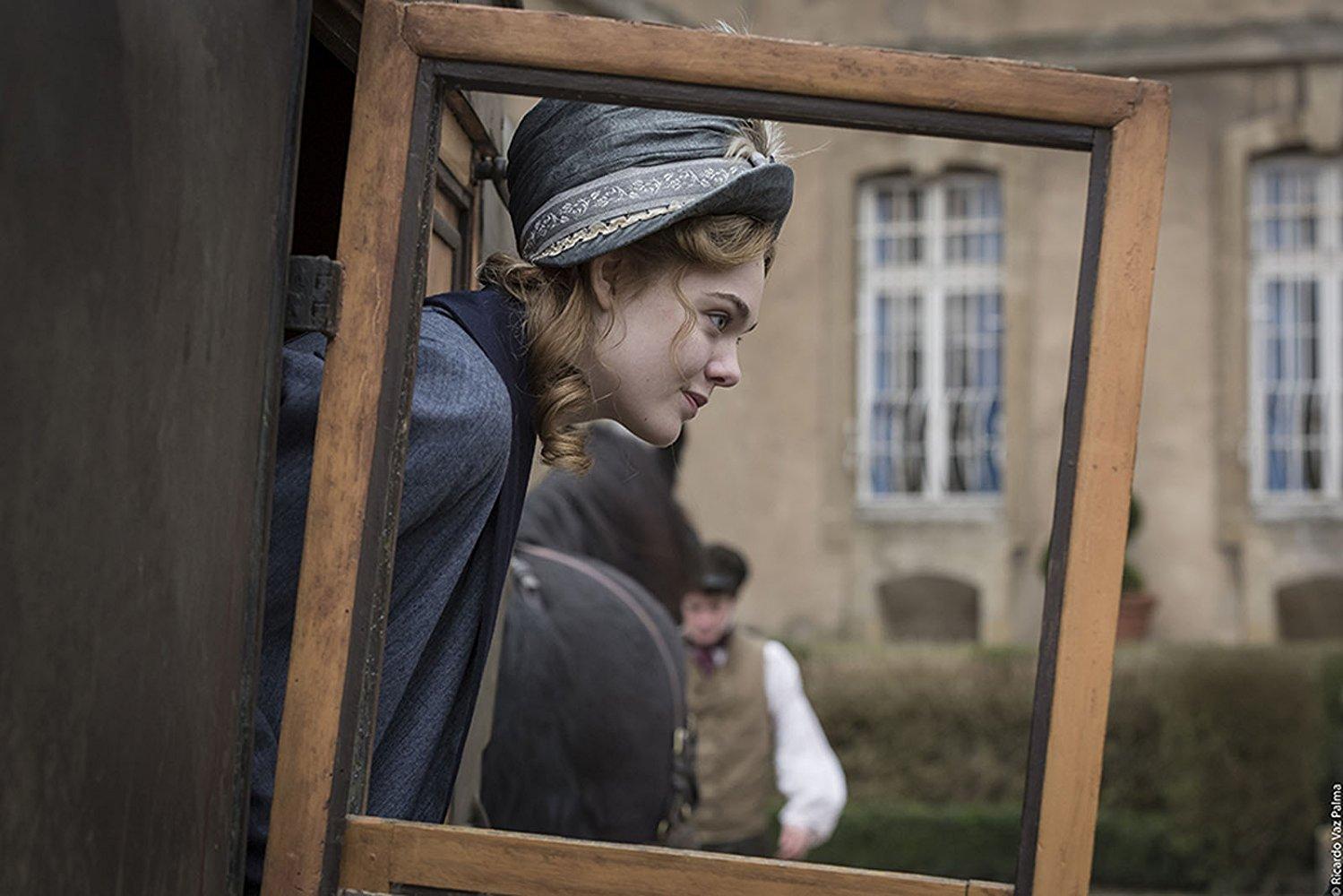 Mary Shelley Film Ele�...