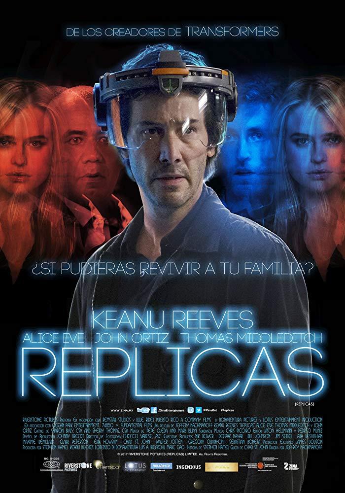 Keanu Reeves 2019