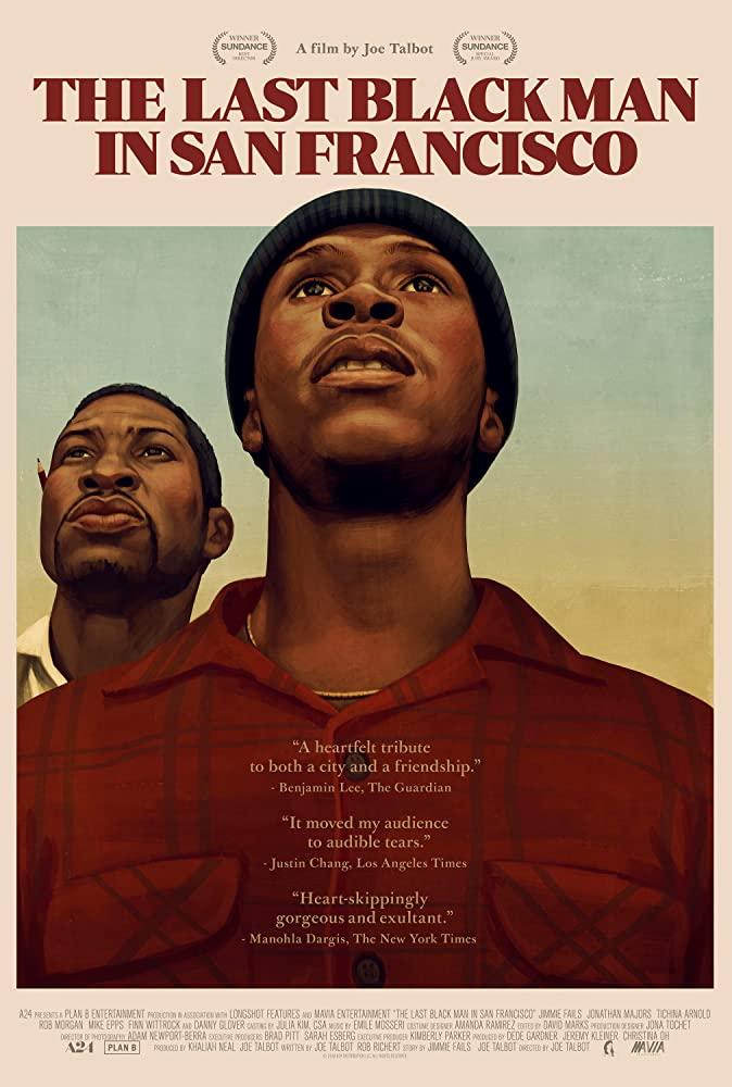 San Francisco'daki Son Siyah Adam / The Last Black Man in San Francisco  Film Eleştirisi ve Yorumlar - OrtaKoltuk